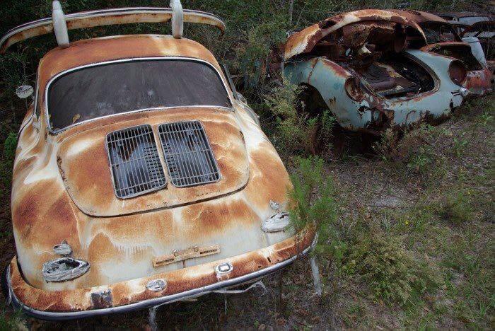 Photos de Porsche à restaurer - Page 3 11350410