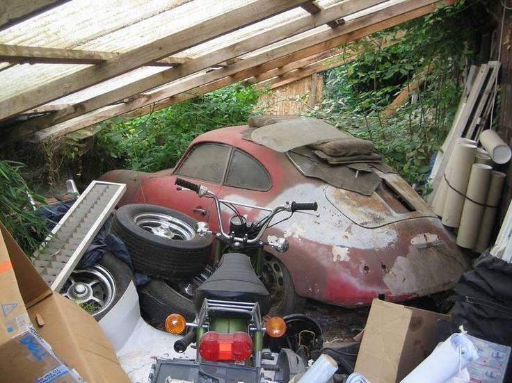Photos de Porsche à restaurer - Page 3 11377110
