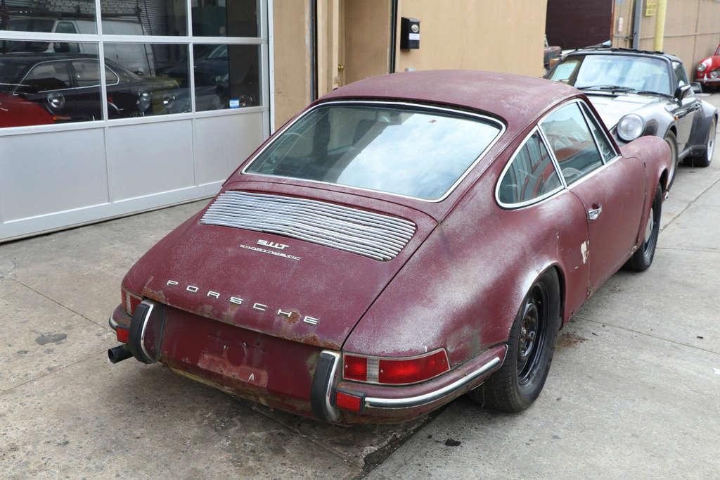 Photos de Porsche à restaurer - Page 3 1210