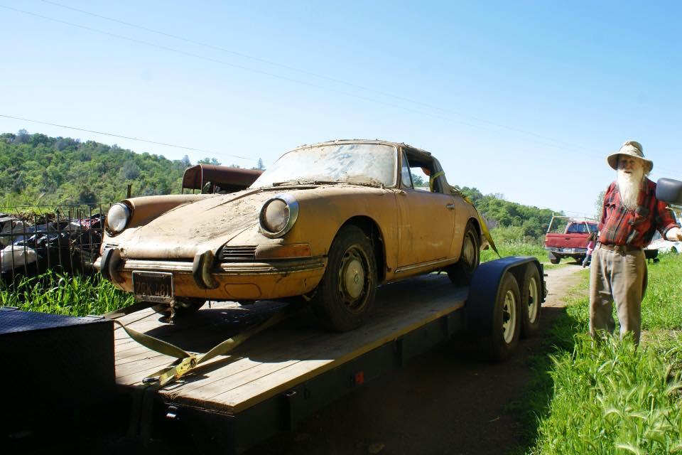 Photos de Porsche à restaurer - Page 6 13012710