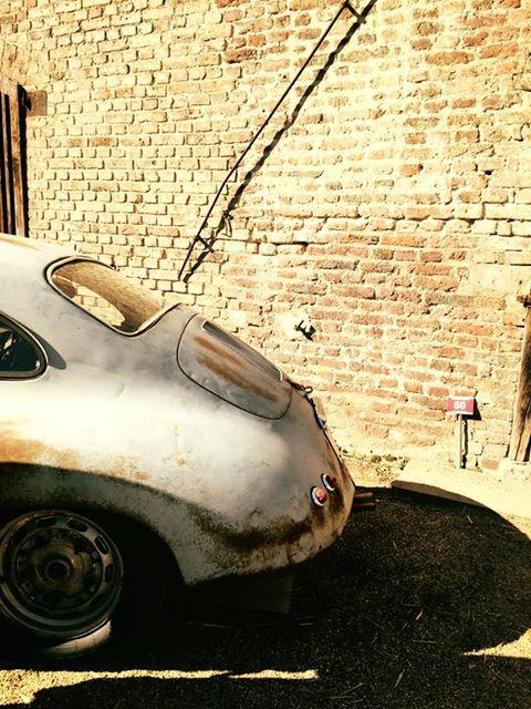 Photos de Porsche à restaurer - Page 39 13924910