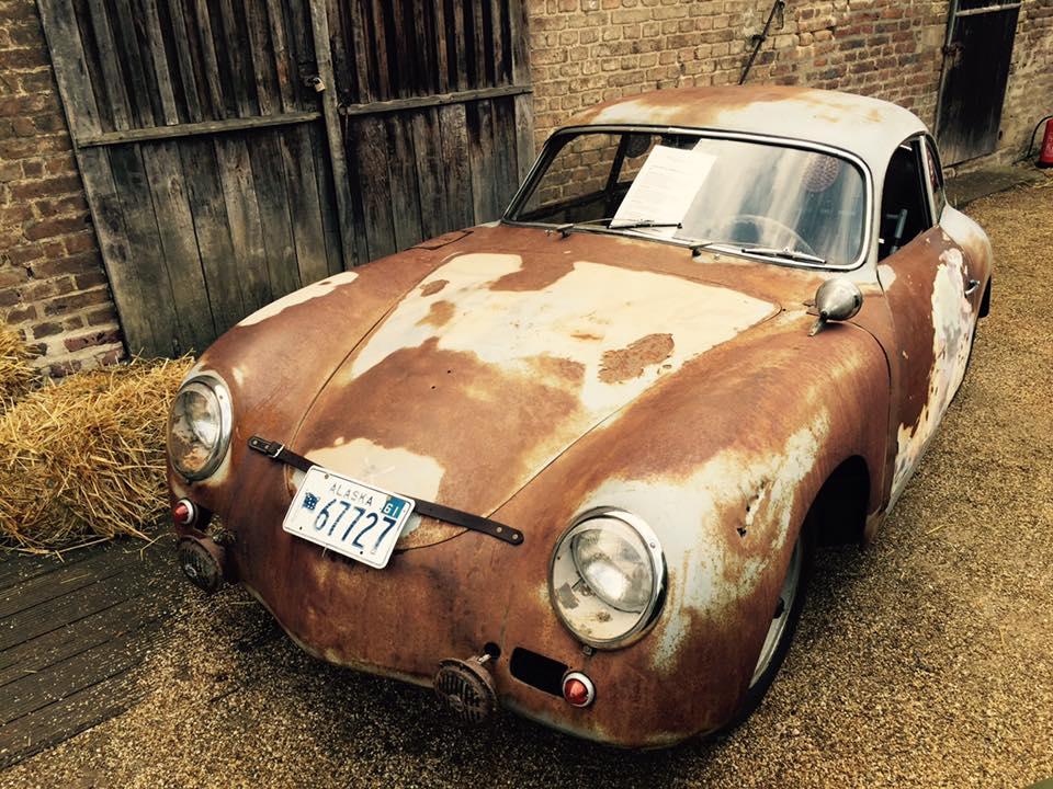 Photos de Porsche à restaurer - Page 39 13924911