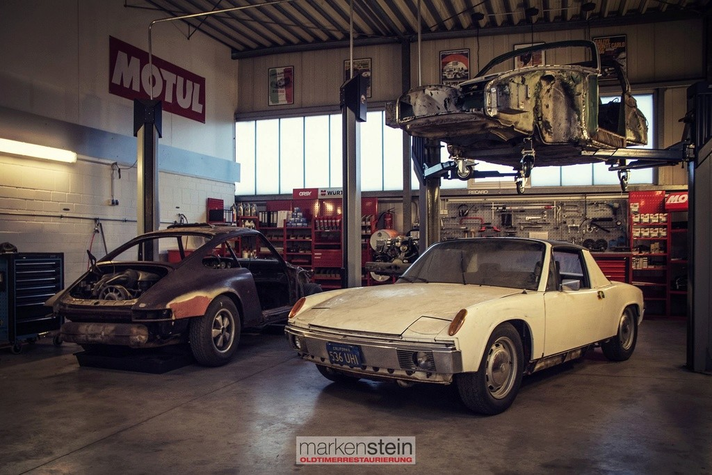 Photos de Porsche à restaurer - Page 5 15585010