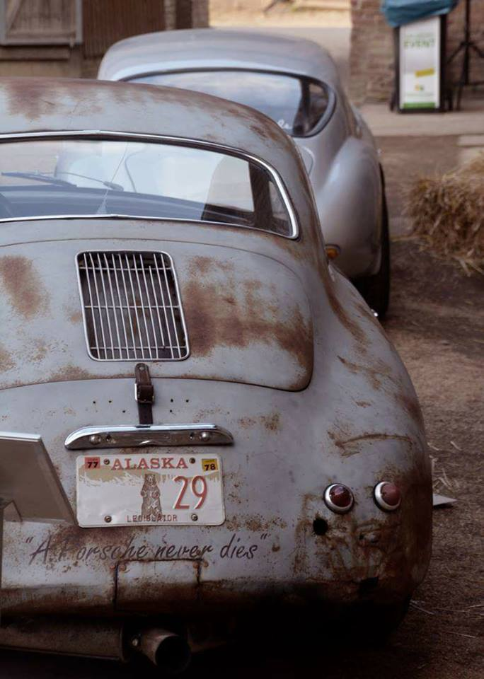 Photos de Porsche à restaurer 15823410