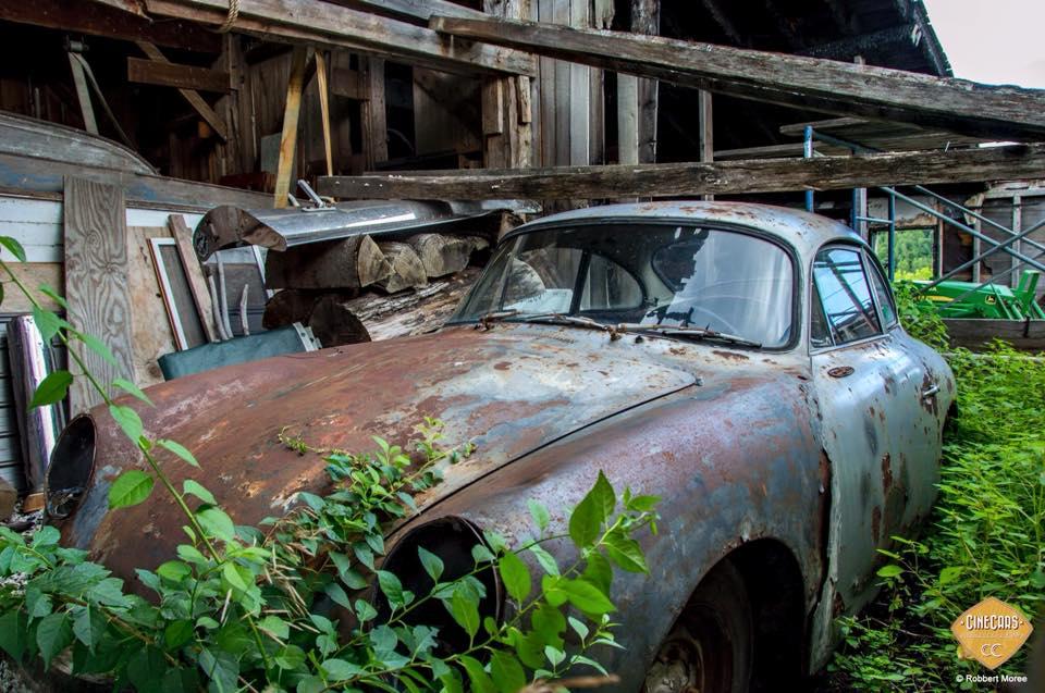 Photos de Porsche à restaurer - Page 3 16298910