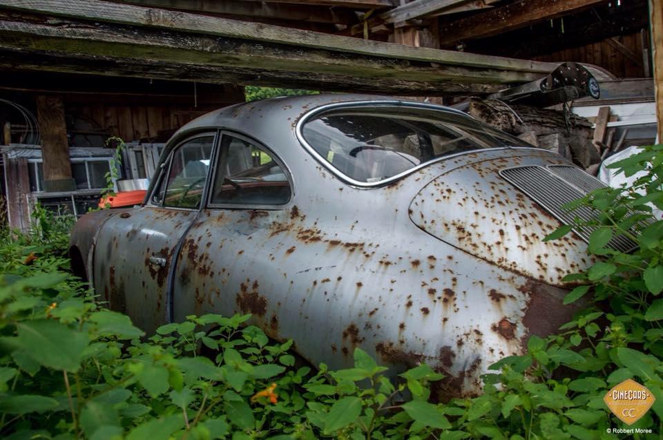 Photos de Porsche à restaurer - Page 3 16473910