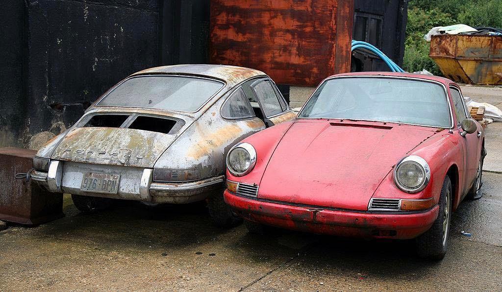 Photos de Porsche à restaurer - Page 40 16804112