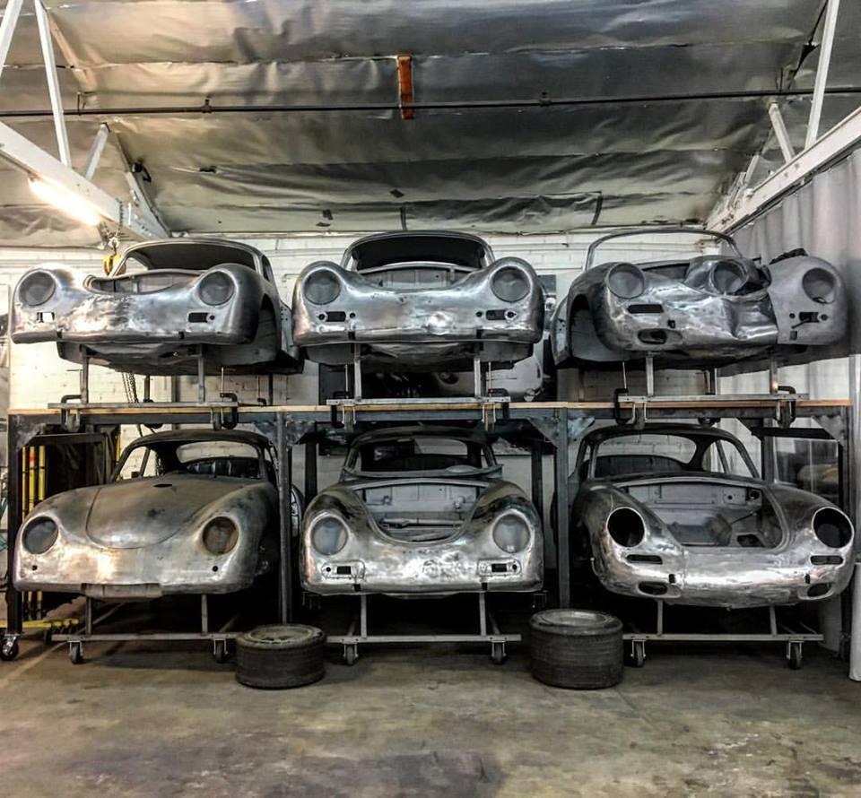 Photos de Porsche à restaurer - Page 40 16939611