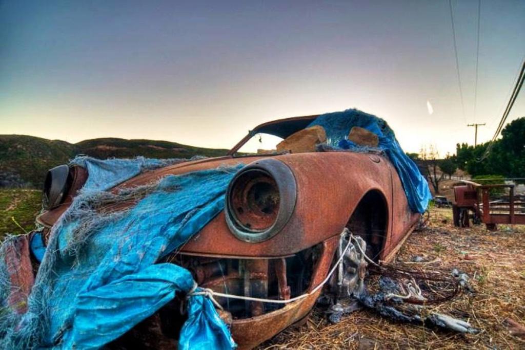 Photos de Porsche à restaurer 16996011
