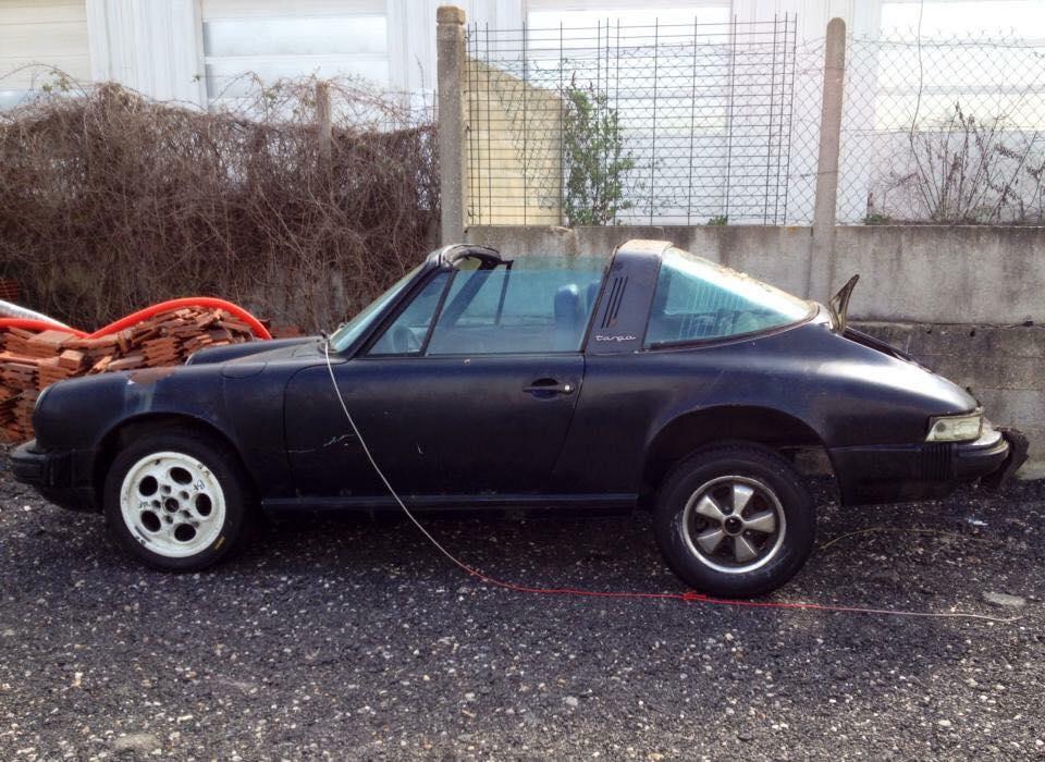 Photos de Porsche à restaurer 17342510