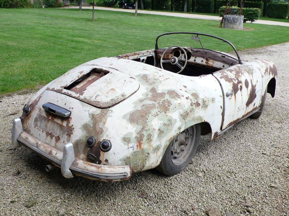 Photos de Porsche à restaurer - Page 6 17904210