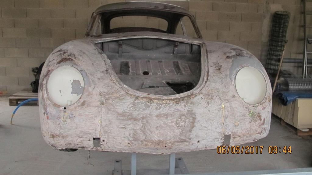 Photos de Porsche à restaurer - Page 3 18422515