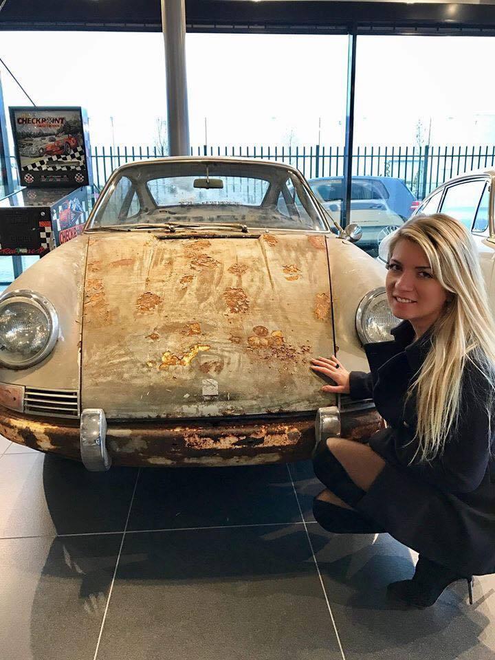 Photos de Porsche à restaurer - Page 4 18485310