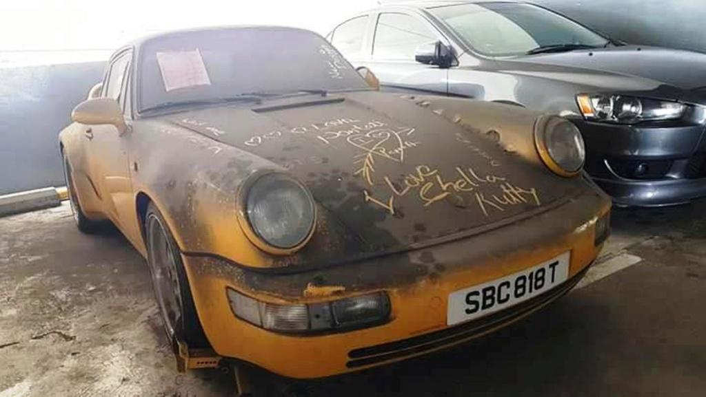 Photos de Porsche à restaurer - Page 6 18951410