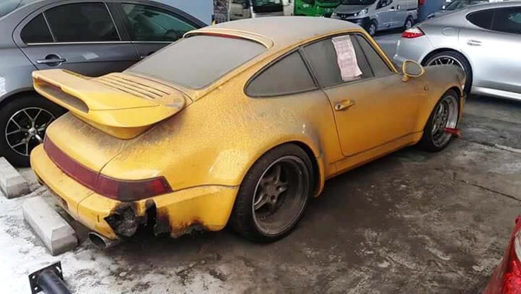 Photos de Porsche à restaurer - Page 6 19030410