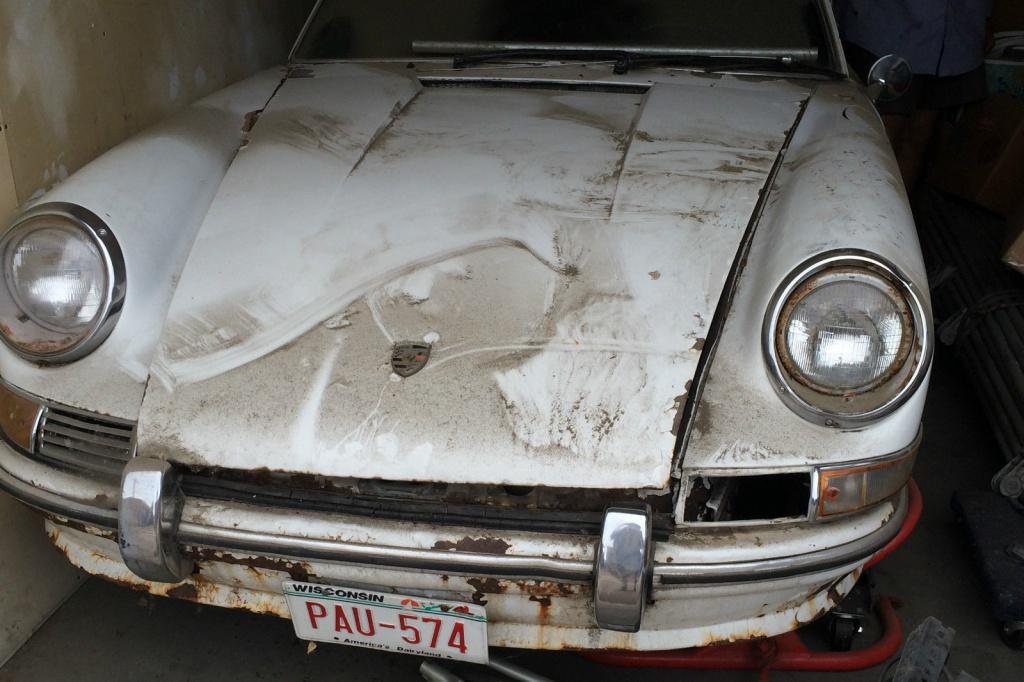 Photos de Porsche à restaurer - Page 6 1967-p10