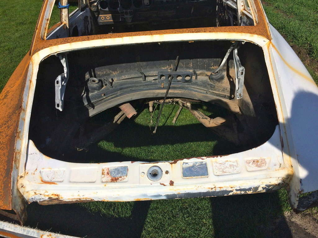 Photos de Porsche à restaurer - Page 4 412