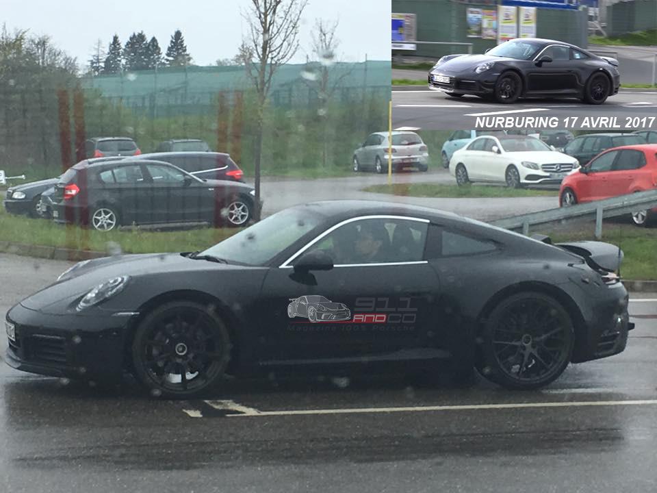 La future Porsche 911 Type « 992 7-pors10