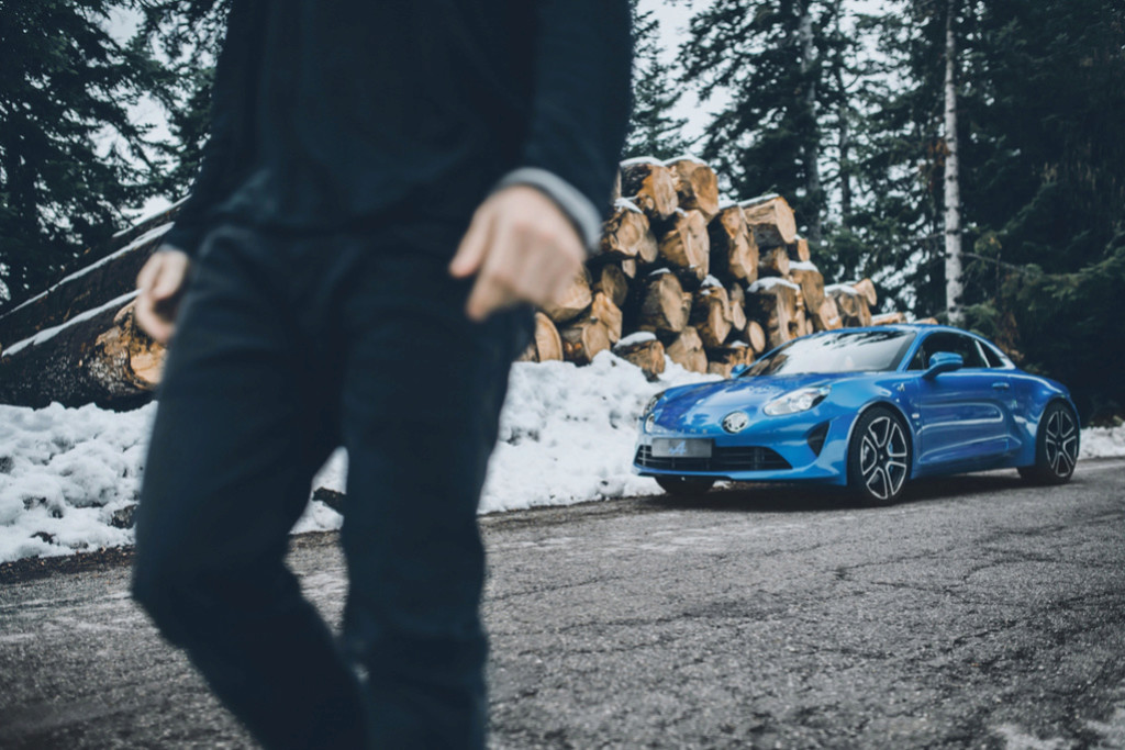 Alpine A110 new age Dledmv16
