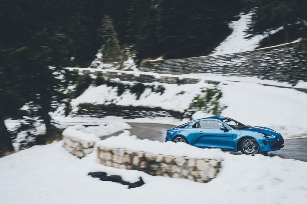 Alpine A110 new age Dledmv19