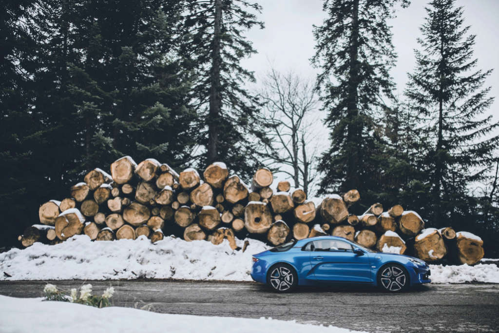 Alpine A110 new age Dledmv22