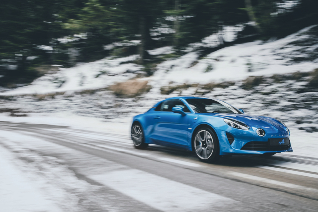 Alpine A110 new age Dledmv24