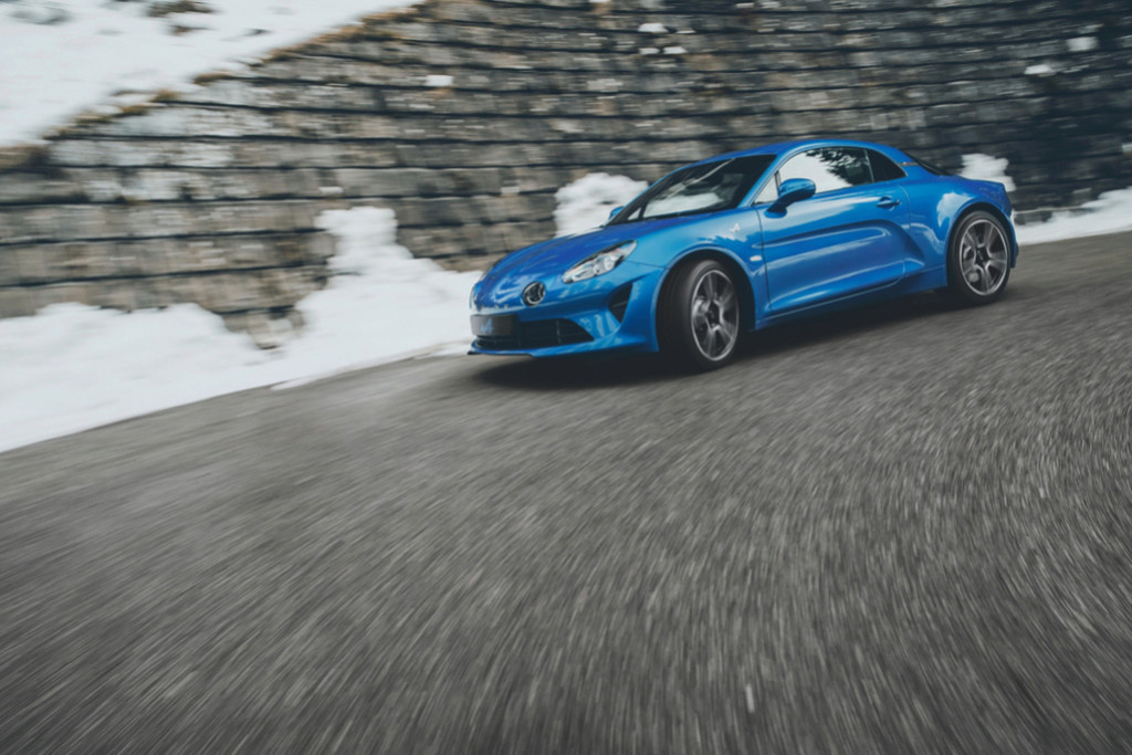Alpine A110 new age Dledmv25