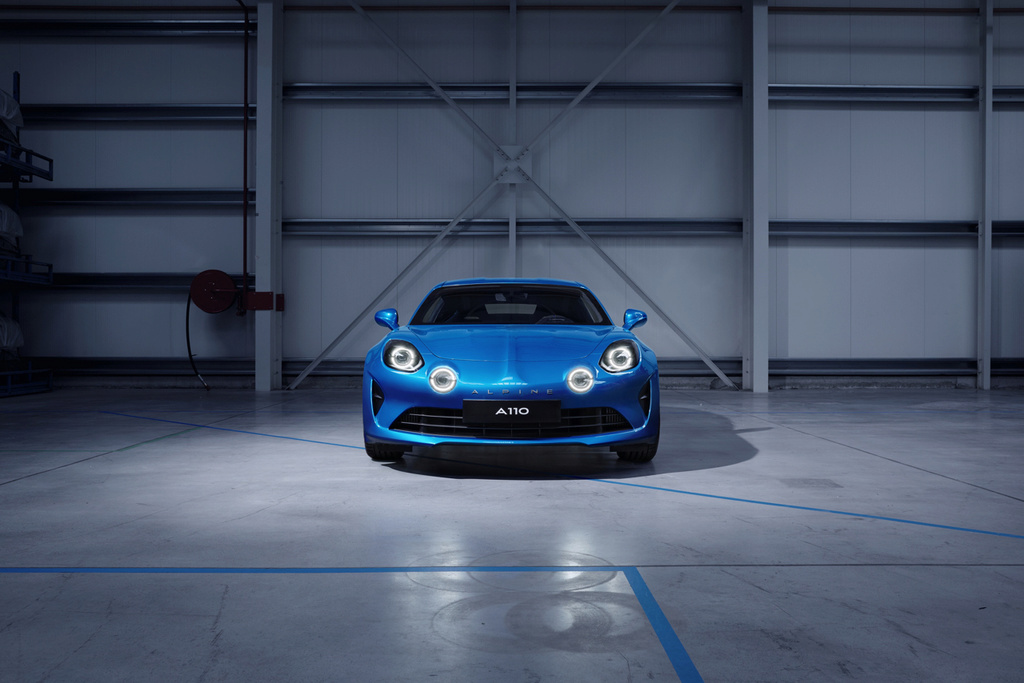 Alpine A110 new age Dledmv29
