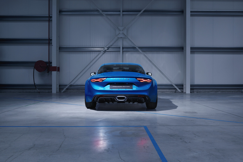 Alpine A110 new age Dledmv30