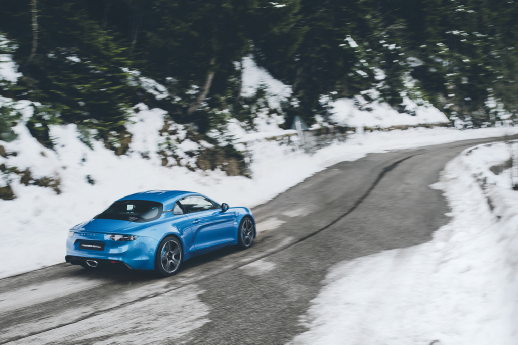 Alpine A110 new age Dledmv32