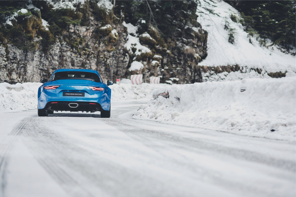 Alpine A110 new age Dledmv33