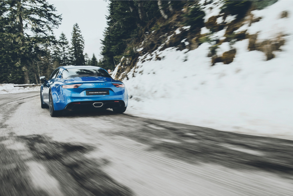Alpine A110 new age Dledmv35