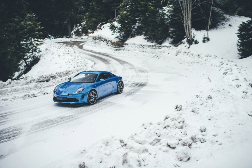Alpine A110 new age Dledmv36