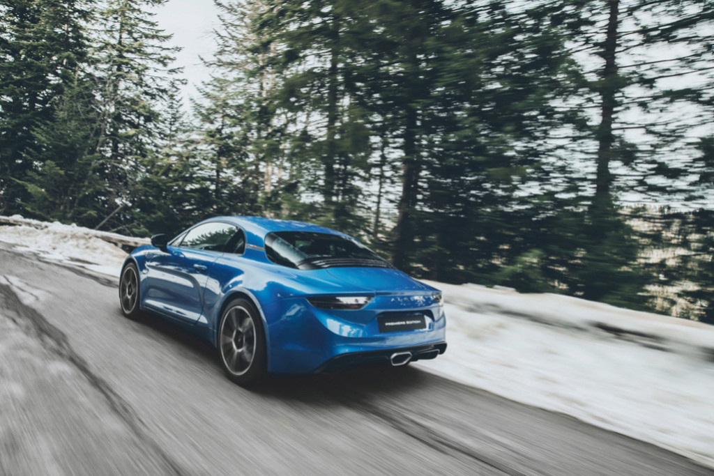 Alpine A110 new age Dledmv37