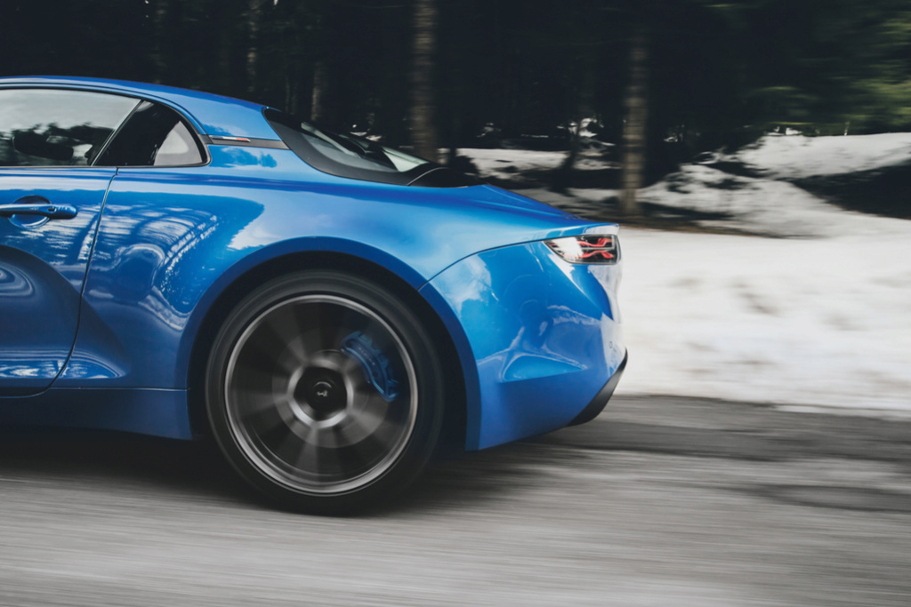Alpine A110 new age Dledmv38