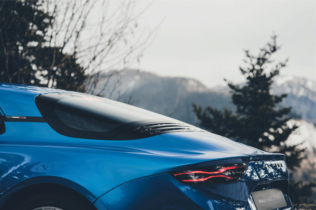 Alpine A110 new age Dledmv39