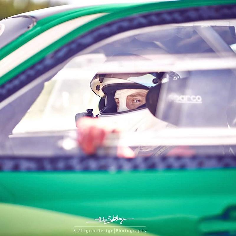 Porsche 968 Time Attack… Goldorak, Goooo ! Dledmv78