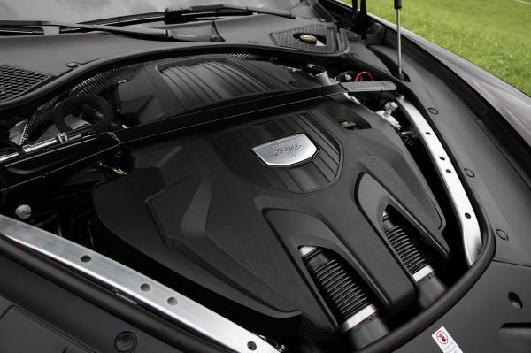 le V6 2.9 Porsche chez Audi Sport Porsch12