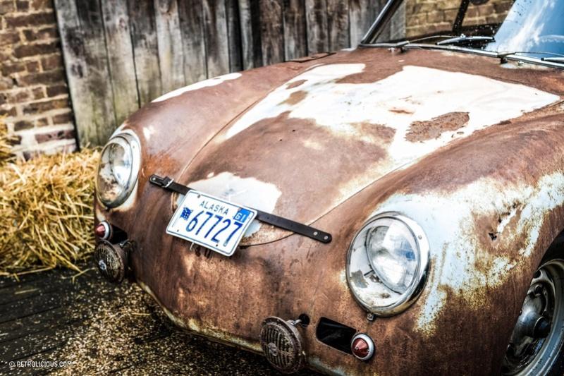Photos de Porsche à restaurer - Page 2 Porsch16