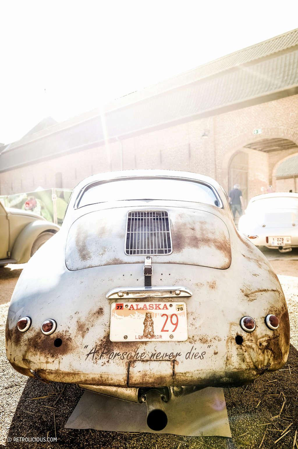 Photos de Porsche à restaurer - Page 2 Porsch20