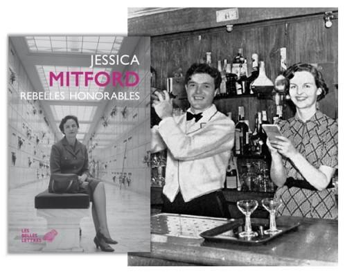 Hons & Rebels (Rebelles Honorables) de Jessica Mitford Mitfor10
