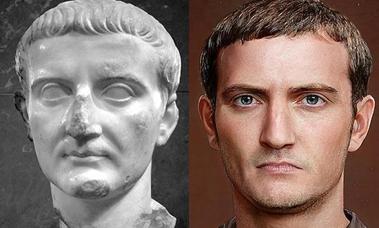 Le vrai visage des empereurs romains (reconstitution) - Page 4 15214010