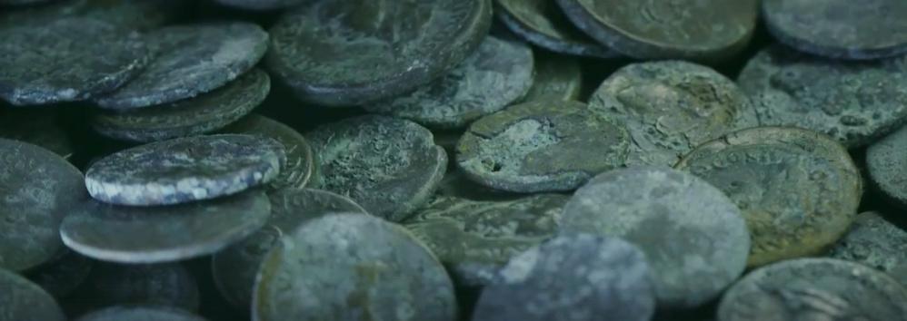 Jeu :identifions des monnaies retrouvées à Pompéi Caius_11