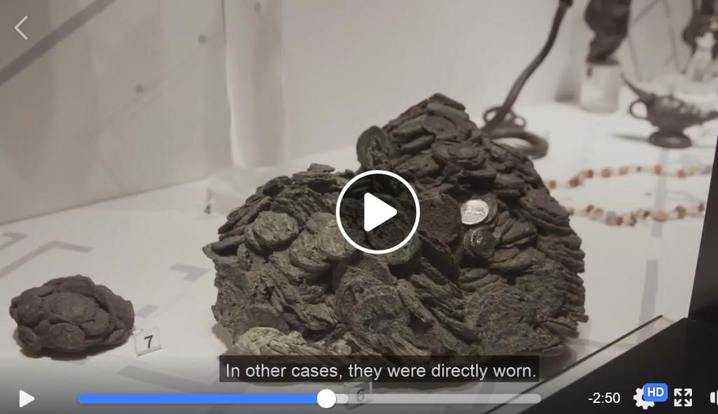 Jeu :identifions des monnaies retrouvées à Pompéi Captur20