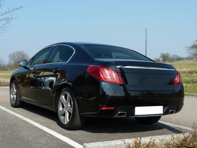 [max3202] Laguna III DCI 150 --> peugeot 508 GT 508noi10