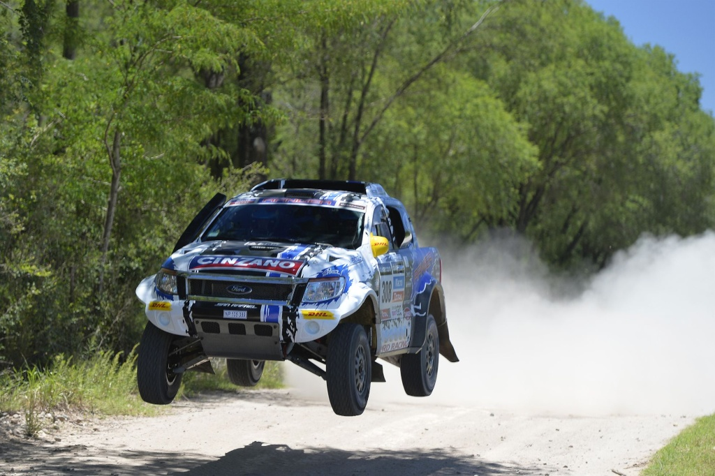 Dakar 2014 Dakar110