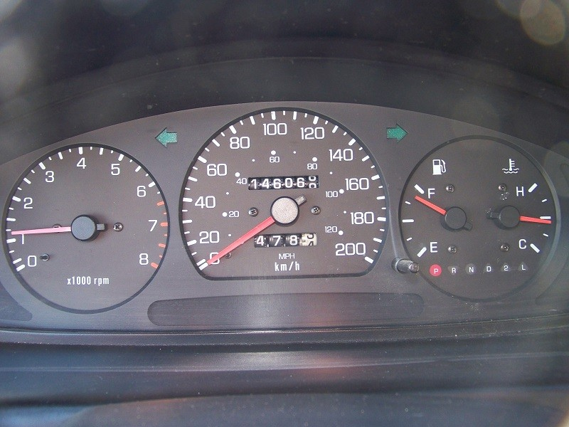 [VENDU] KIA SPORTAGE 10/1999 et 146060kms Kia410