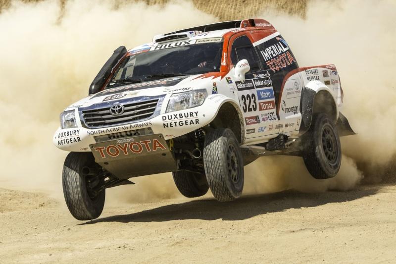 Dakar 2014 Toyota10