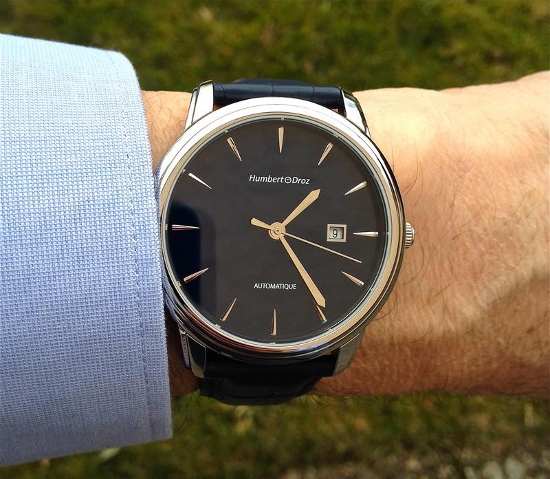 Humbert Droz Nouvelle marque Française avec ses 4 générations d'horlogers  - Page 3 Img_1210