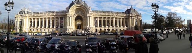 Salon des indépendants, Grand Palais 20131210